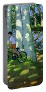 Canal Du Midi France Portable Battery Charger