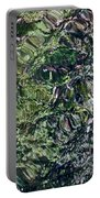 Canal Reflections Abstract Portable Battery Charger