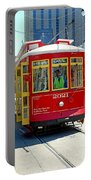 Canal Street Cable Car Portable Battery Charger