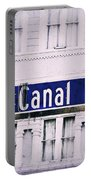 Canal Street In The Big Easy Portable Battery Charger