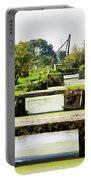 Canals And Bridges Portable Battery Charger