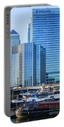 Canary Wharf 10 Portable Battery Charger
