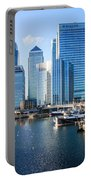 Canary Wharf 9 Portable Battery Charger