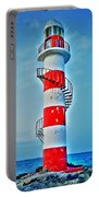 Cancun Lighthouse  Portable Battery Charger