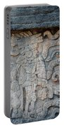Cancun Mexico - Chichen Itza - Mosaic Wall Portable Battery Charger
