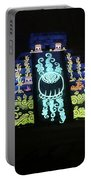 Cancun Mexico - Chichen Itza - Temple Of Kukulcan-el Castillo Pyramid Night Lights 6 Portable Battery Charger