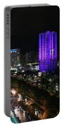 Cancun Mexico - Downtown Cancun Portable Battery Charger