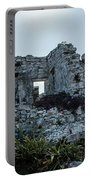Cancun Mexico - Tulum Ruins - Palace Portable Battery Charger