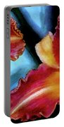 Candied Daylilies 1230 Dp_2 Portable Battery Charger