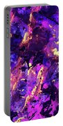 Candy Colours Abstract Portable Battery Charger