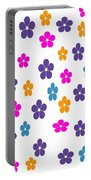 Candy Flower Bright Portable Battery Charger