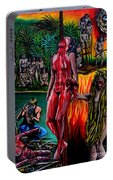 Cannibal Holocaust Portable Battery Charger