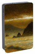 Cannon Beach Evening Portable Battery Charger
