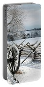 Cannon Under Snow Portable Battery Charger