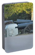 Cannons At Shiloh Portable Battery Charger