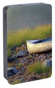 Canoe On The Rocks Portable Battery Charger