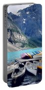 Canoe Rest  Portable Battery Charger