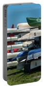 Canoes Cascaded Portable Battery Charger