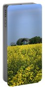 Canola Field Portable Battery Charger