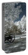 Canon In Petersburg National Battlefield Portable Battery Charger