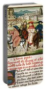 Canterbury Pilgrims Portable Battery Charger