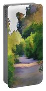 Canyon Path IIi Painterly Portable Battery Charger