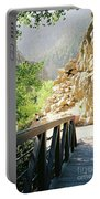 Canyon Rocks Vertical Portable Battery Charger
