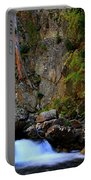 Canyon Wall Portable Battery Charger