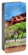 Canyon Wall. Portable Battery Charger