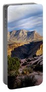 Canyon Walls At Toroweap Portable Battery Charger