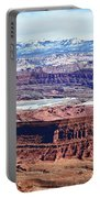 Canyonland Panorama Portable Battery Charger
