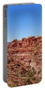 Canyonlands National Park - Big Spring Canyon Overlook Portable Battery Charger