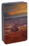 Canyonlands Overlook Utah Portable Battery Charger