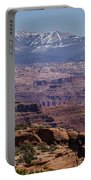 Canyons Of Dead Horse State Park Portable Battery Charger