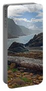 Cape Arago Oregon Portable Battery Charger