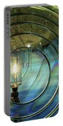 Cape Blanco Lighthouse Lens Portable Battery Charger