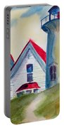 Cape Cod Light House Portable Battery Charger