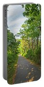 Cape Cod Rail Trail Trees Eastham Ma 2 Portable Battery Charger