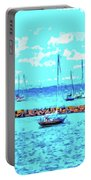 Cape Cod - Sailing Mecca Portable Battery Charger