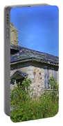 Cape Croker Schoolhouse, Ontario, Canada Portable Battery Charger