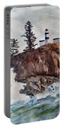 Cape Disappointment Portable Battery Charger