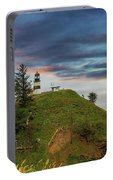 Cape Disappointment After Sunset Portable Battery Charger