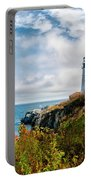 Cape Elizabeth Maine - Portland Head Lighthouse Portable Battery Charger