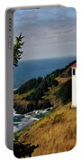 Cape Foulweather Point Portable Battery Charger
