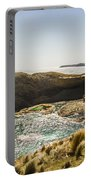 Cape Grim Cliff Panoramic Portable Battery Charger