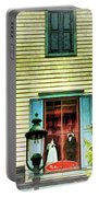 Cape May New Jersey City Scenic Portable Battery Charger