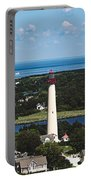 Cape May Point Lighthouse Portable Battery Charger