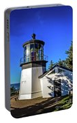 Cape Meares Lighthouse Portable Battery Charger