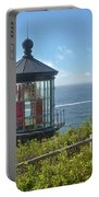 Cape Meares Lighthouse Oregon Coast. Portable Battery Charger
