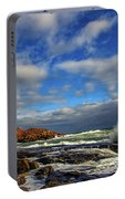 Cape Neddick Lighthouse Portable Battery Charger